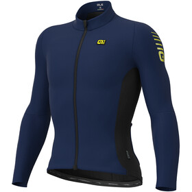 Alé Cycling Clima Protection 2.0 Warm Race Longsleeve Jersey Heren, blue